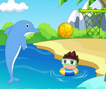 Un coup de dauphins